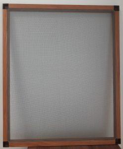 Статичен комарник с алуминева рамка от ДАС Добрич